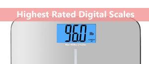 The Best Digital Bathroom Scales 2019