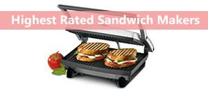 The Best Sandwich Makers 2019