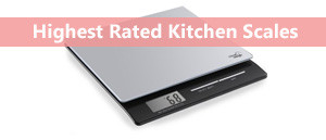 Beau The Best Kitchen Scales 2017