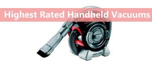The Best Handheld Vacuum Cleaners 2019