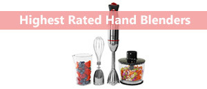 The Best Hand Blenders 2019