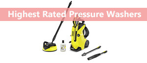 The Best Pressure Washers 2019